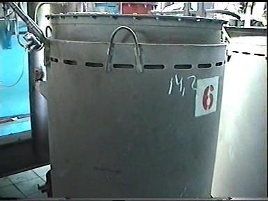 Водогрейный котел на твердом топливе