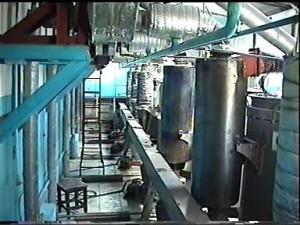 Котел паровой (промышленный парогенератор) на твердом топливе