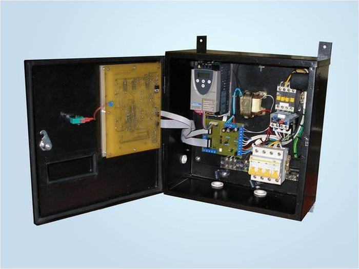 пульт управления для парогенератора
